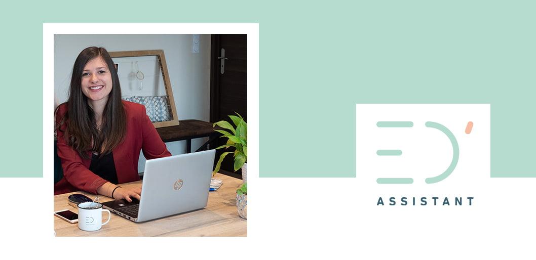 Présentation Eloïse, Assistante Administrative